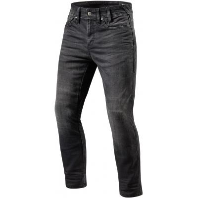 REVIT kalhoty BRENTWOOD SF Short medium grey