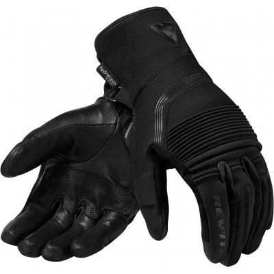 REVIT rukavice DRIFTER 3 H2O black