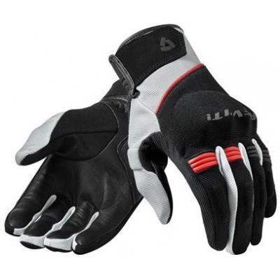 REVIT rukavice MOSCA black/red