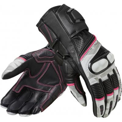 REVIT rukavice XENA 3 dámské black/white