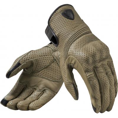 REVIT rukavice FLY 3 dámské olive green