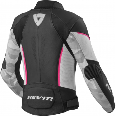 REVIT bunda XENA 3 dámska black / pink