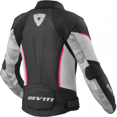 REVIT bunda XENA 3 dámská black/pink