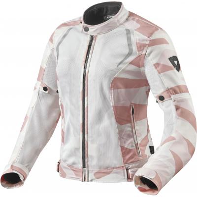 REVIT bunda TORQUE dámská camo pink