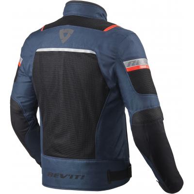 REVIT bunda TORNADO 3 dark blue/black