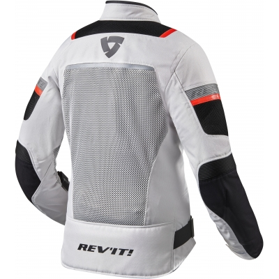 REVIT bunda TORNADO 3 silver / black