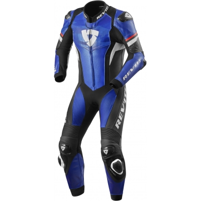 REVIT kombinéza HYPERSPEED blue/black