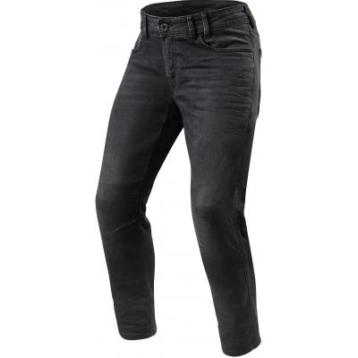 REVIT kalhoty jeans DETROIT TF medium grey