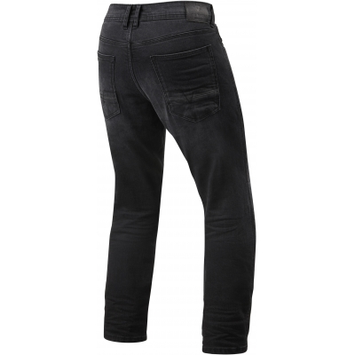 REVIT nohavice jeans DETROIT TF medium grey