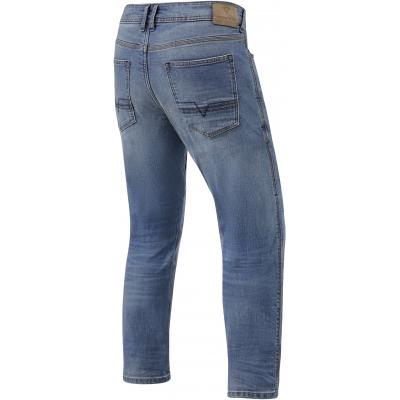 REVIT kalhoty DETROIT TF Short classic blue