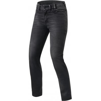 REVIT kalhoty VICTORIA SF Short dámské medium grey