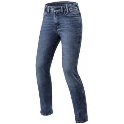 REVIT kalhoty VICTORIA SF Short dámské medium blue