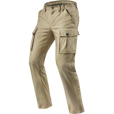 REVIT kalhoty jeans CARGO SF sand