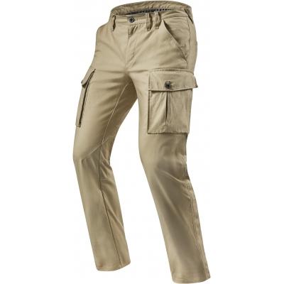 REVIT kalhoty jeans CARGO SF Short sand