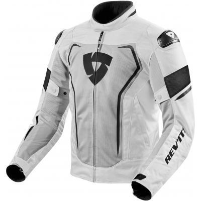 REVIT bunda VERTEX AIR light grey/black