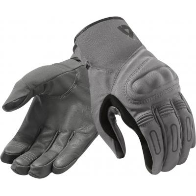 REVIT rukavice CASSINI H2O dark  grey