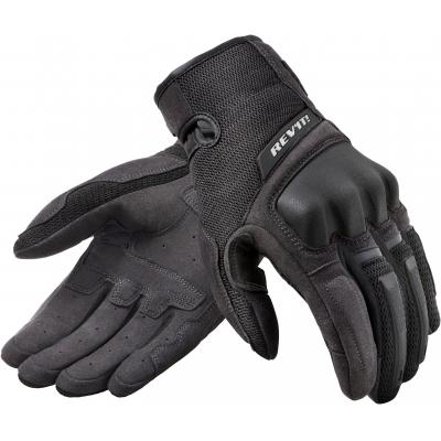 REVIT rukavice VOLCANO black