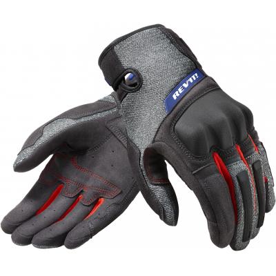REVIT rukavice VOLCANO black/grey