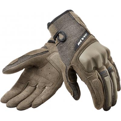REVIT rukavice VOLCANO dámské sand/black