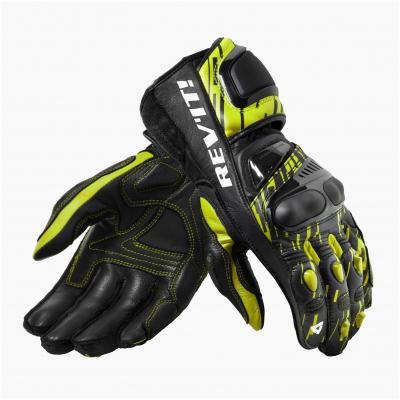 REVIT rukavice QUANTUM 2 neon yellow/black