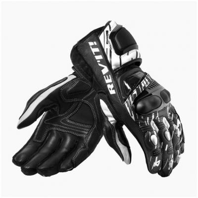 REVIT rukavice QUANTUM 2 white/black