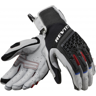 REVIT rukavice SAND 4 dámské light grey/black
