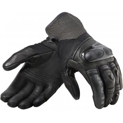 REVIT rukavice METRIC black/anthracite