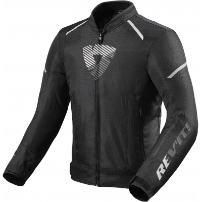 REVIT bunda SPRINT H2O black/white