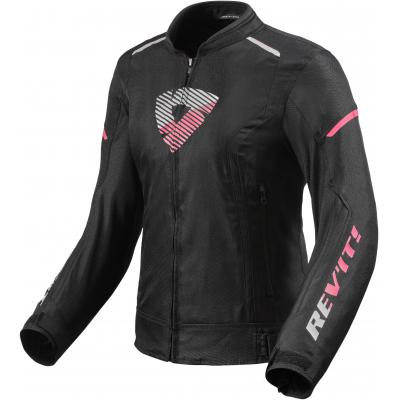REVIT bunda SPRINT H2O dámská black/pink