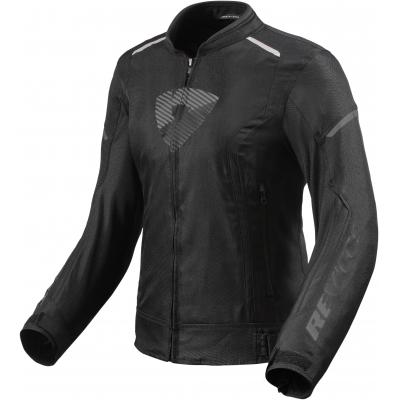 REVIT bunda SPRINT H2O dámská black/anthracite
