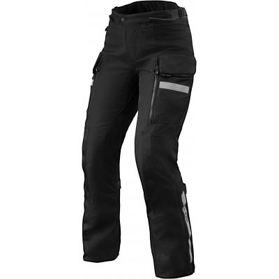 REVIT kalhoty SAND 4 H2O Long dámské black