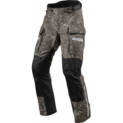 REVIT kalhoty SAND 4 H2O camo brown