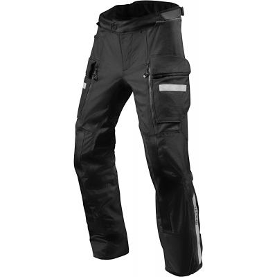 REVIT kalhoty SAND 4 H2O black