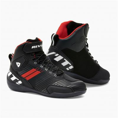 REVIT boty G-FORCE black/neon red