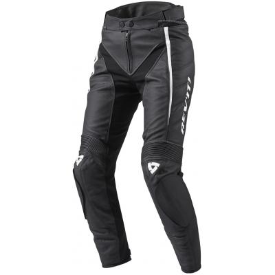 REVIT kalhoty XENA dámské black/white