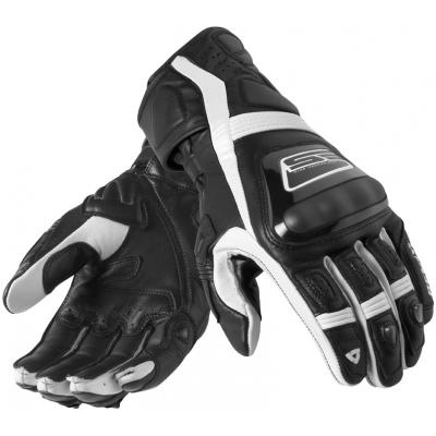 REVIT rukavice STELLAR black / white