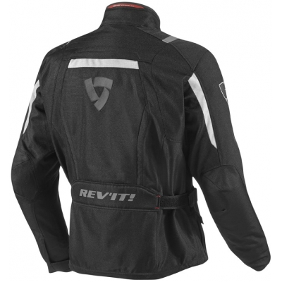 REVIT bunda VOLTIAC black / silver