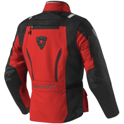 REVIT bunda VOLTIAC dámská red/black