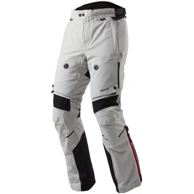 REVIT kalhoty POSEIDON GTX light grey/black