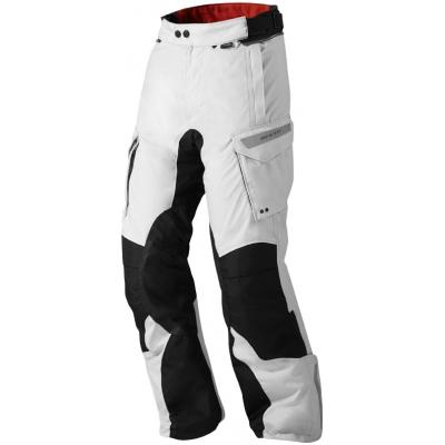REVIT kalhoty SAND 2 silver/black