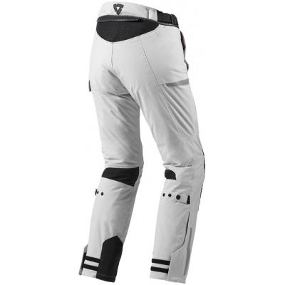 REVIT kalhoty SAND dámské silver/black