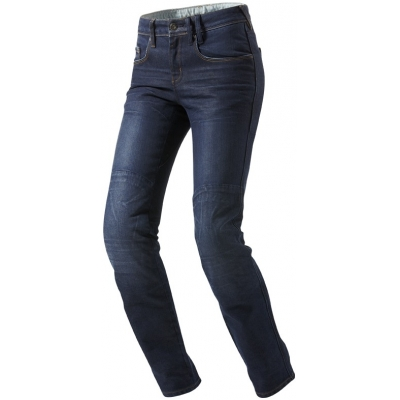 REVIT kalhoty jeans MADISON LADIES dámské medium blue