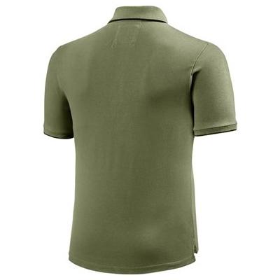 REVIT triko polo WINSTON army green