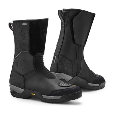 REVIT boty TRAIL H2O black