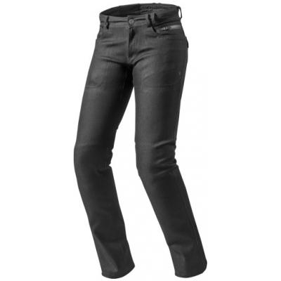 REVIT kalhoty jeans ORLANDO H2O RF Voděodolné dámské black