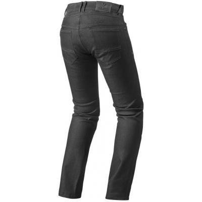 REVIT kalhoty jean ORLANDO H2O RF dámské black