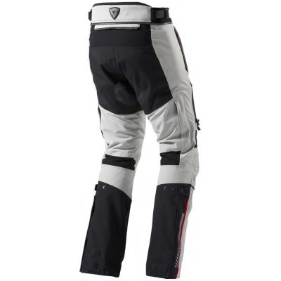 REVIT kalhoty POSEIDON GTX Long light grey/black