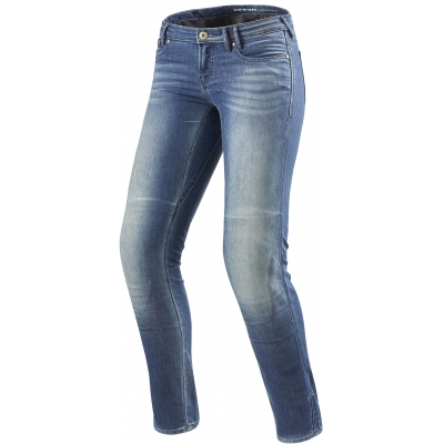 REVIT kalhoty jeans WESTWOOD SF dámské light blue