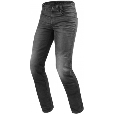 REVIT kalhoty jeans VENDOME 2 RF Long dark grey