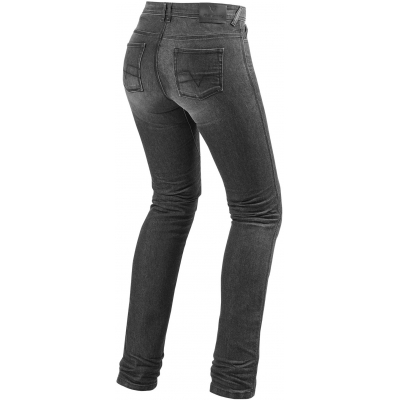 REVIT kalhoty jean MADISON 2 RF dámské dark grey